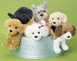 Click here to see more Stuffed Dogs!